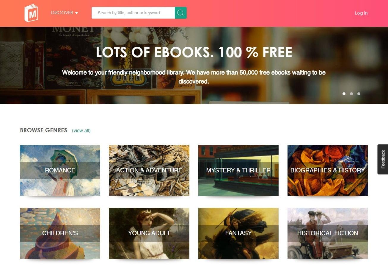 E-böcker gratis