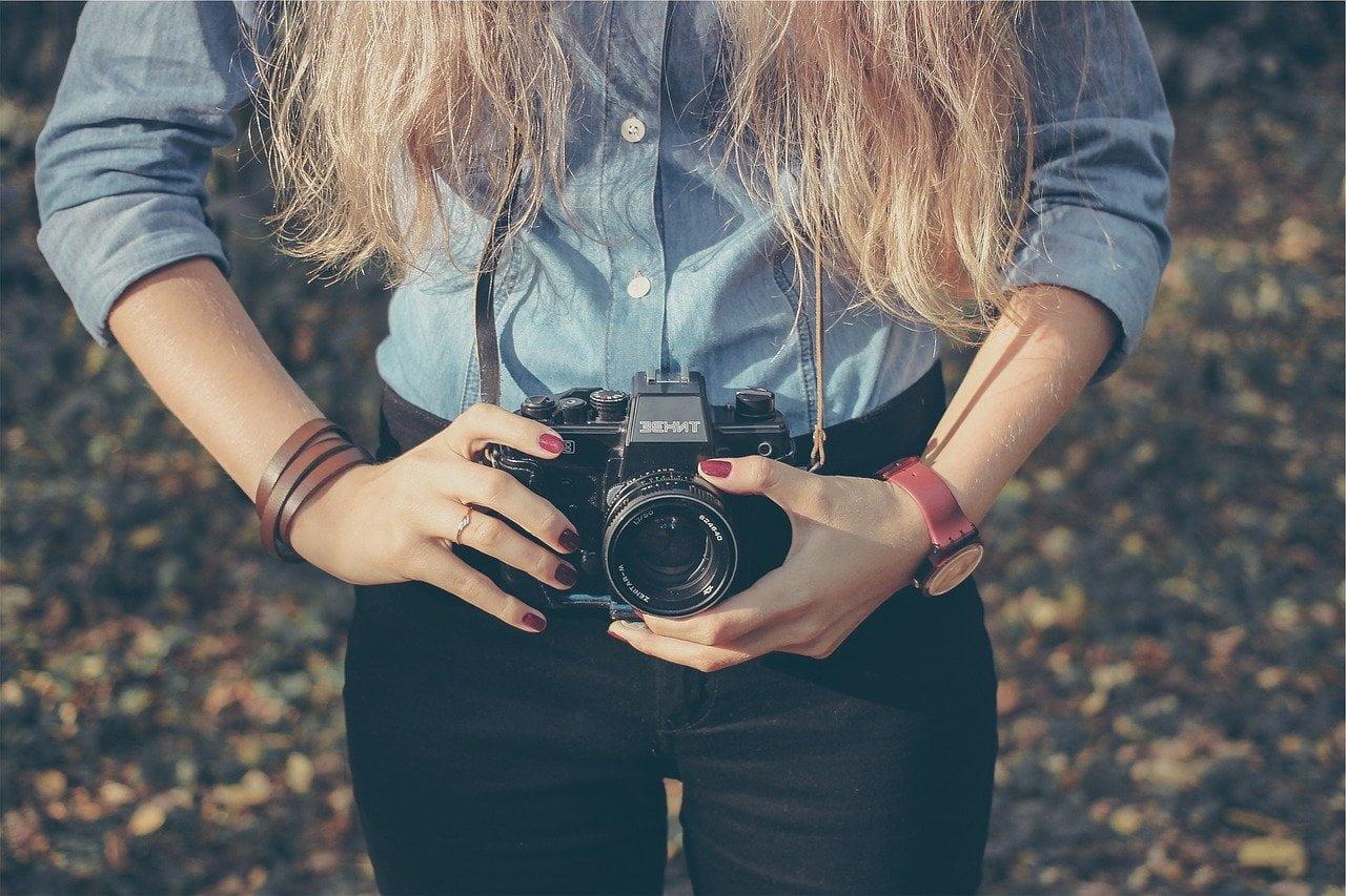 Fotoskola och fotokurs online
