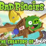 Gratis ipad ipone spel - bad piggies