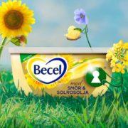 Becel smör och solros