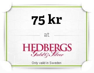 Hedbergs Guld   Silver presentkort  62dfd1acb414d