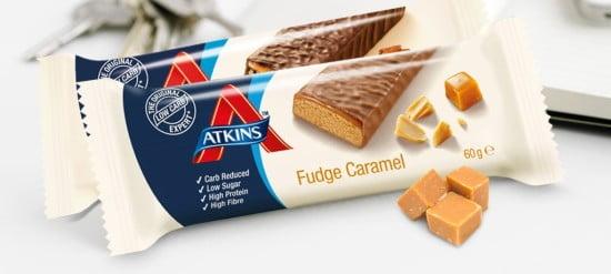 Atkins proteinbar